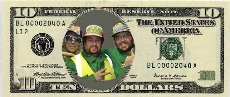 La Triple XL pèse son poids...en dollars !