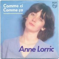 Comme ci ou comme ça, Anne Lorric sera en tout cas en direct dans Kitsch et Net !