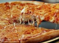 Quoi de mieux qu'une bonne grosse pizza en pleine canicule ??