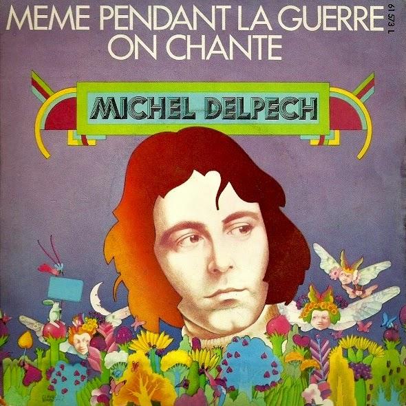 La pochette que Michel Delpech aurait voulu cacher jusqu'au bout...