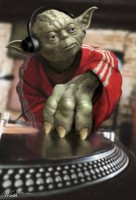 DJ Yoda is in the place !